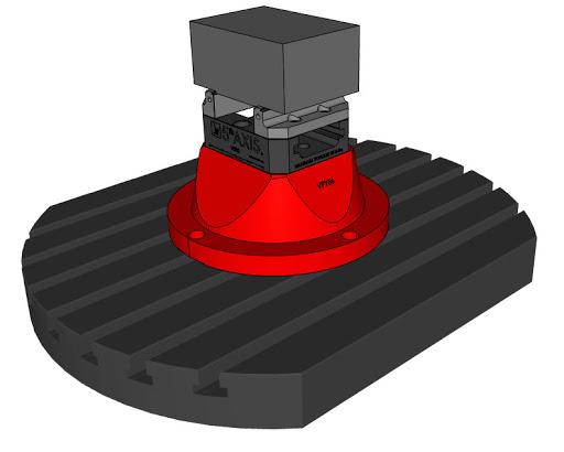 CAD-CAM wireframe