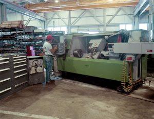 CAD-CAM shop