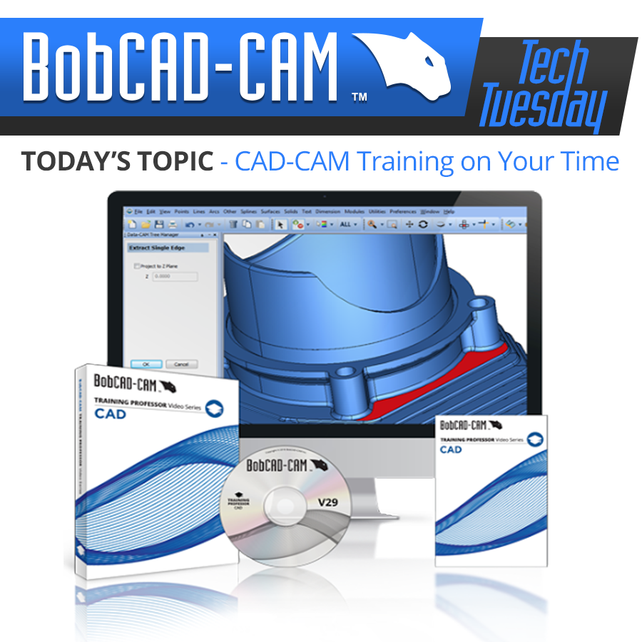 Tech Tuesday: CAD-CAM Training On Your Time
