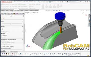 BobCAM CAM software