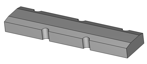 2nd cad-cam valve cover retainer