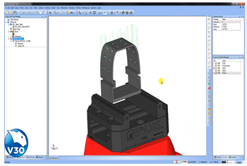 5 axis drilling in cam software