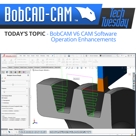cam software operation enhancements