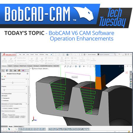 cam software operation enhancements