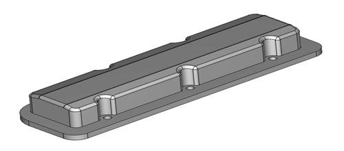 cad-cam valve cover