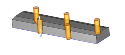 cad-cam valve cover retainer