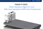 4 axis standard vs 4 axis pro cad-cam software