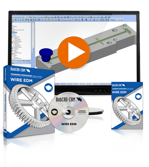 wire edm cad-cam software training video series