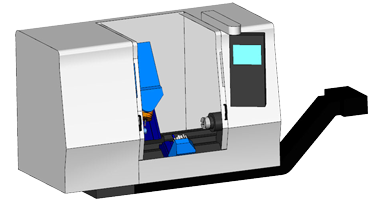 cam software full machine simulation