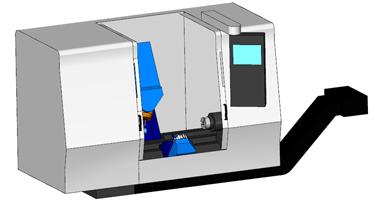 cam software full machine simulation