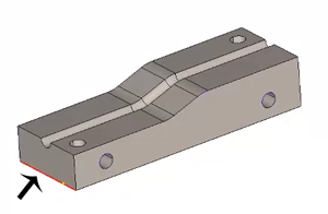 measurement in cam software