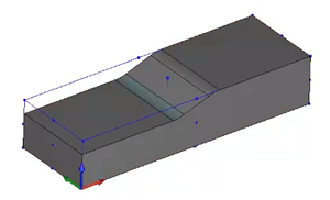 cam software solid model stock