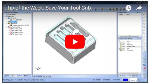 cam software tool crib