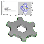 Reverse cut direction in Wire CAD-CAM software