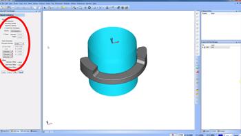 cylinder bounding box