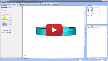 cylindrical stock in BobCAD CAM software