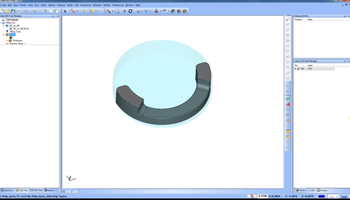 cylindrical stock in CAD-CAM