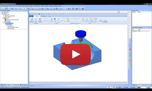 Mirror Toolpaths in CNC Software