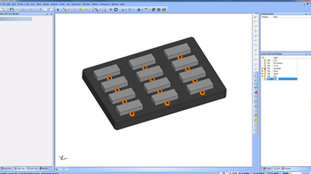 multiple stock bodies in CAM software