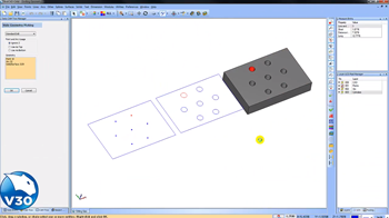 Picking Points in CNC software