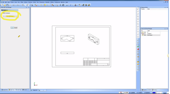 Select workpiece in CAM software