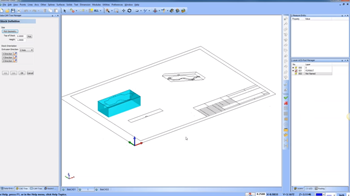 wireframe selected in CAD-CAM