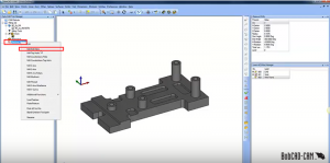 Mill Drill Hole option in CNC software