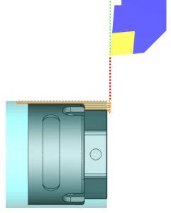 CAD-CAM OD turn