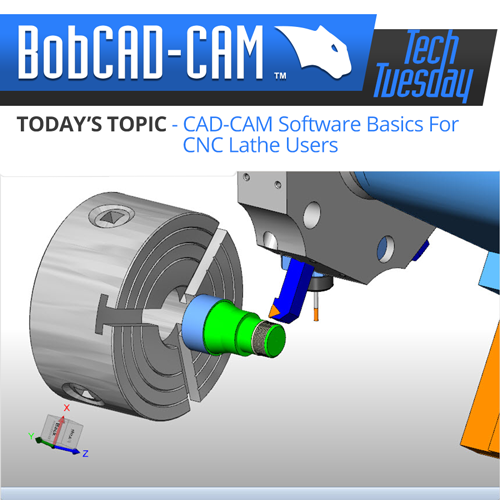 Tech Tuesday with BobCAD CNC software