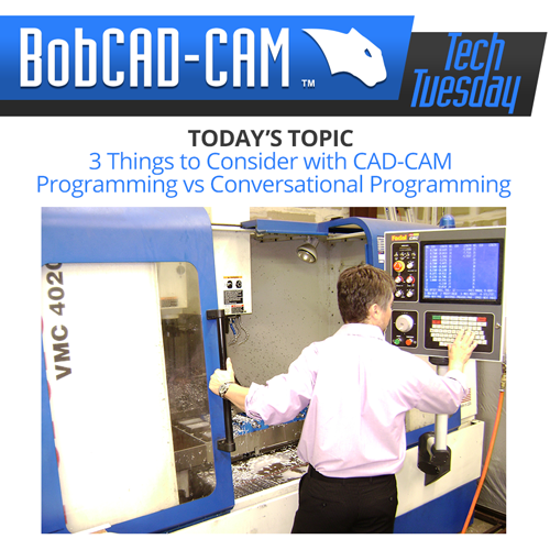 cadcam vs conversational programming