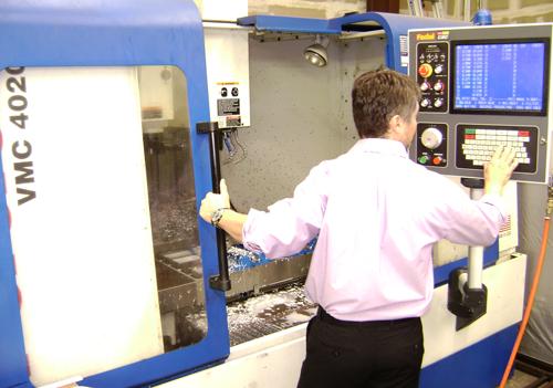 CNC controller - Fadal