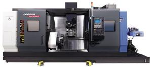 Doosan CNC machine