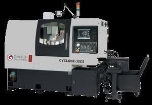 Ganesh CNC machine