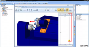 move Z along in CAD-CAM software