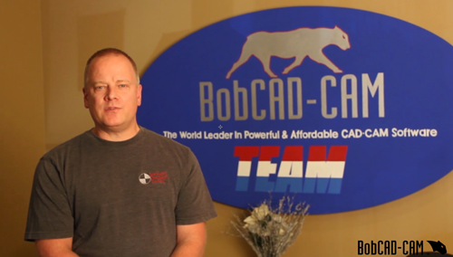 Randy Brady and how he used BobCAD CNC software