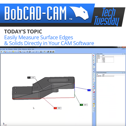 Measure surface CAD-CAM blog