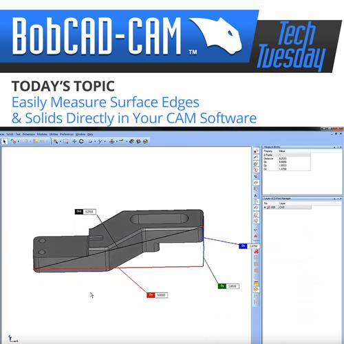 Measure surface CAD-CAM blog