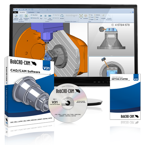 V31 CAD-CAM software
