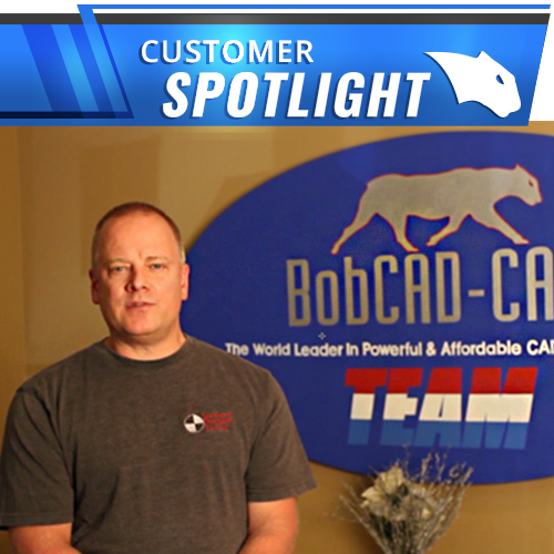 how randy brady uses bobcad cnc software