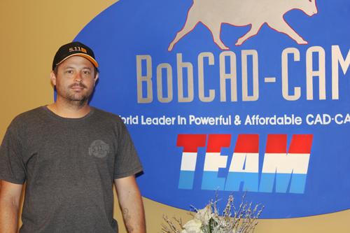 Jon McCommon BobCAD CNC software user