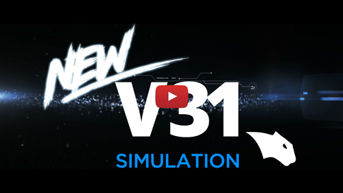 new v31 cam software simulation enhancements