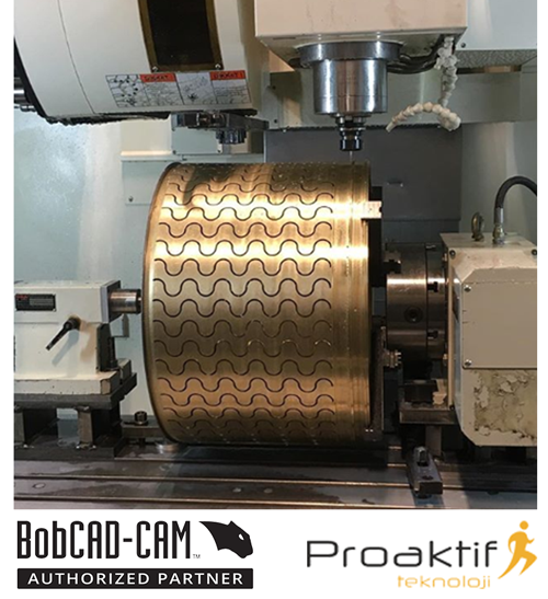 bobcad cnc software partners with proaktif