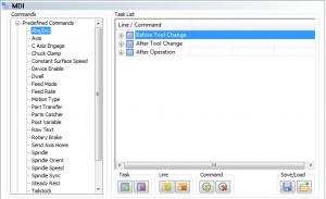 cnc software mdi programming
