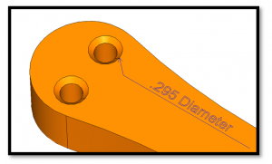 diameter value in bobcad cam software