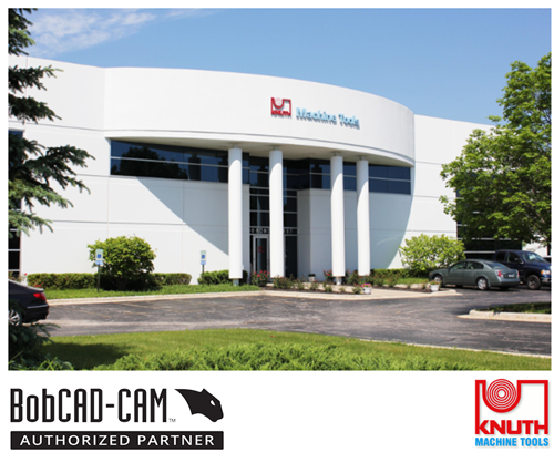 knuth and bobcad-cam cnc software partnering together