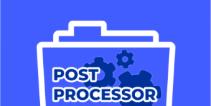 cadcam post processors