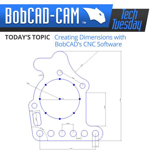CAD-CAM dimensions
