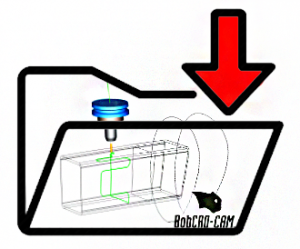 bobcad cam software save & load feature