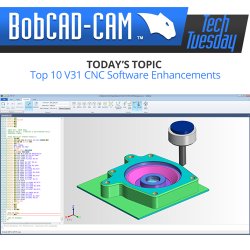 top 10 in v31 cam software