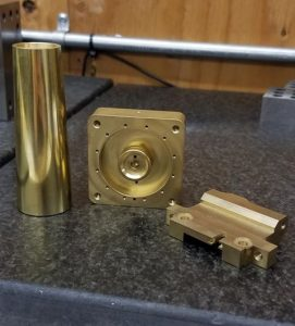 brass in cnc software machining